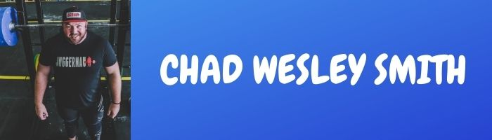 Chad Wesley Smith